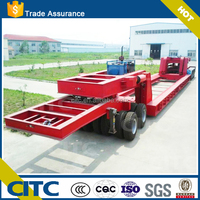 CITC Heavy Equipment Transport Truck Semi