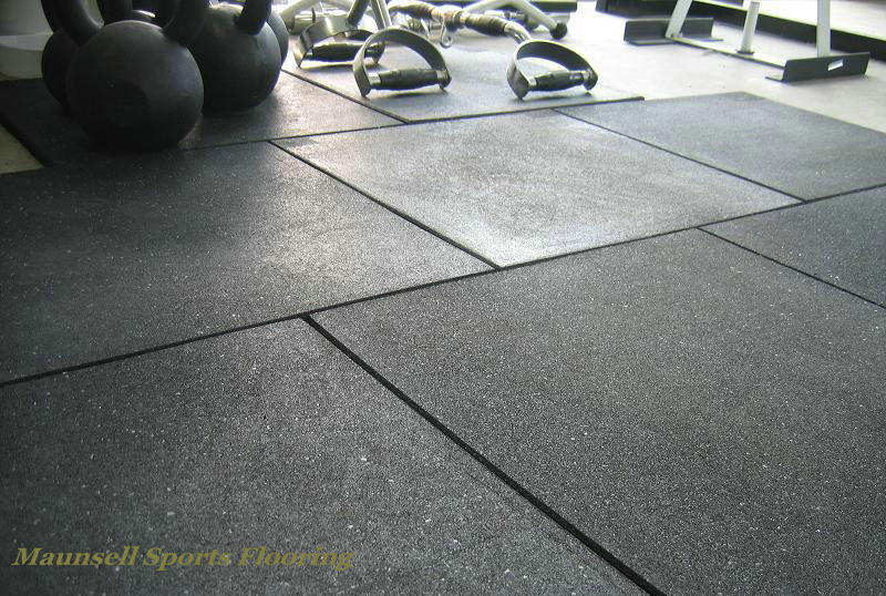 Gym Rubber Floor with Edpm granule for Indoor /Outdoor Used