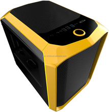 High Quality Cube Micro ATX / Mini ITX Computer Gaming Case