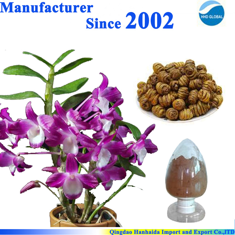 China 100% Pure Natural Dendrobium nobile Extract