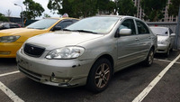2001 Used Left Hand Drive For Corolla Altis (6J-3468)
