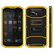 5.5 inch Andriod 5.1Proofing W8 IP68 waterproof Smart Phone Waterproof Shockproof Dustproof Octa Core 4G mobile phone