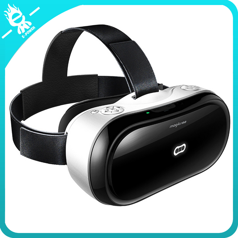 wholesale vr box 3d glasses or vr headset 2.0 all in one