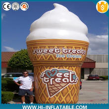 2014 Advertising ice cream shapes inflatable model