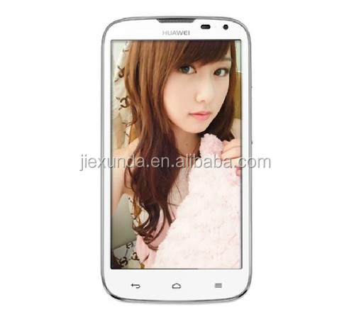 5 inch HUAWEI G610+ G610 3G Phone MTK6589M Quad Core Android 4.2 IPS Screen Ram 1GB Rom 4GB 5.0MP Camera GPS WCDMA 900 210