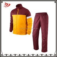 Wholesale gym suit custom tracksuit men latest design jogging suit