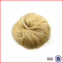 Mongolian hair chignon white 613# at low price