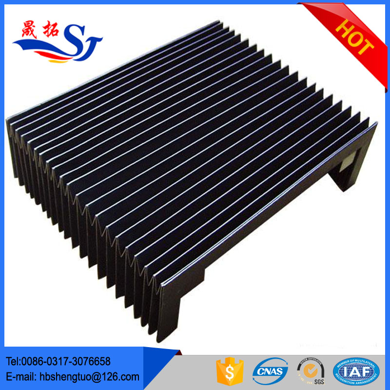 Hot Sale Expander Cnc Accordion Cover Machine Guard