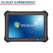 fanless industrial car rugged tablet pc 10inch 3G/4G/GPS/NFC/RFID/WIFI/BT function