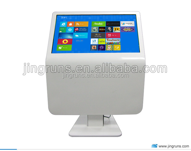 Promotional shopping mall advertising 42 inch android 5.1.1 touch screen kiosk with wifi, Bluetooth