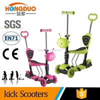 Fashion pedal scooter for sale,push scooter