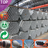Galvanized Steel Pipe threaded galvanized pipe 3 inch Hot Sale Galvanized Tube 2.5 inch galvanized pipe