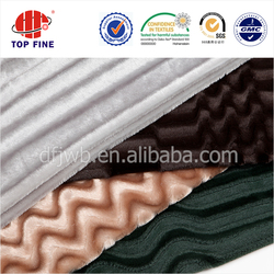 2016 China supplier wholesale fashion 100% polyester pv fleece blanket