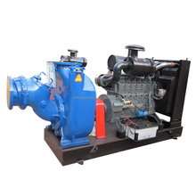 JT-10 water pump for heavy water