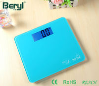 2014 Bathroom weight scale with colorful printing (New)