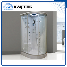 Cheap Moulded Enclosed Steam Shower Cubicle