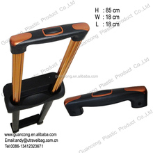 telescopic/detachable/folding luggage pull handle for external suitcase