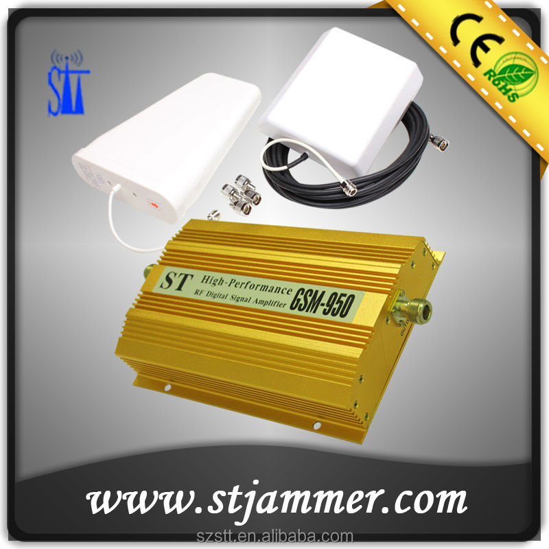 GSM cellular signal repeater booster for indoor use, mobile network solution ST-950