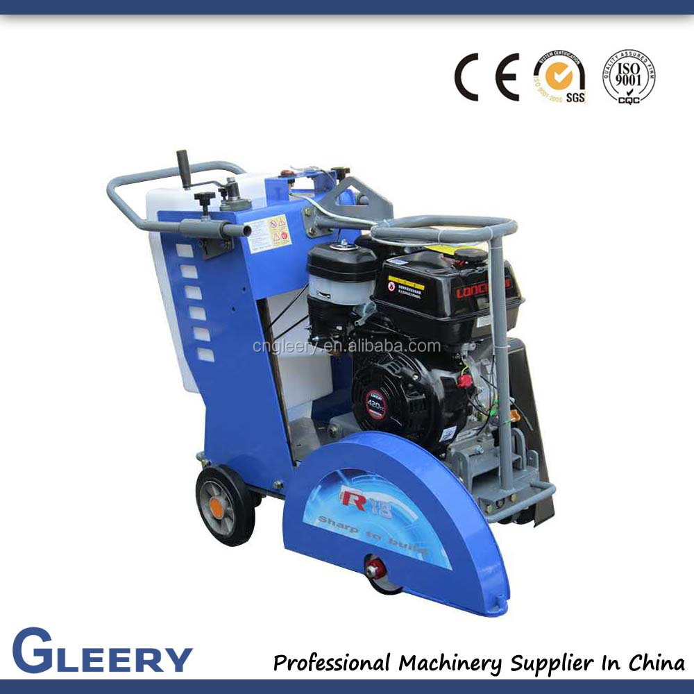 GLR-18 Concrete floor saws handle cuts machine