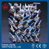ball valve for water meter