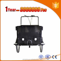 foot pedal tricycle made in china three wheeler electric cargo bike for sale