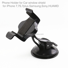 Natek Adjustable Suction Cup Windshield Phone Holder Mount for i 7 7 Plus 6s Plus 6s 5s 5c