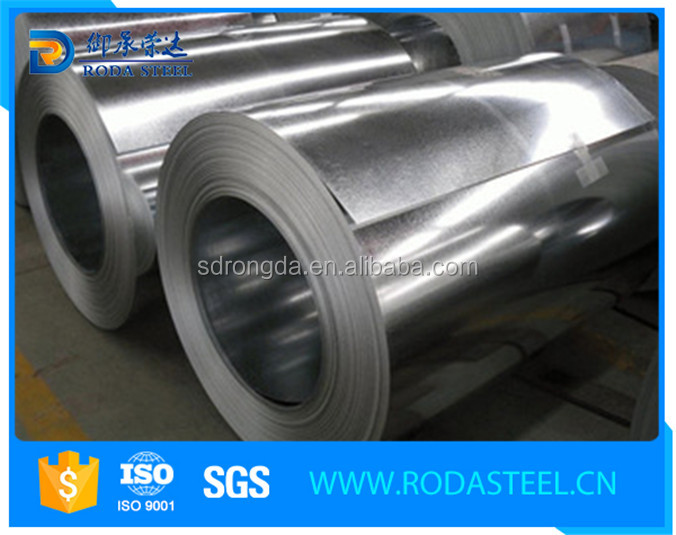 JIS G3302 SGCH 0.13-4.00mm thickness hot dip galvanized coil
