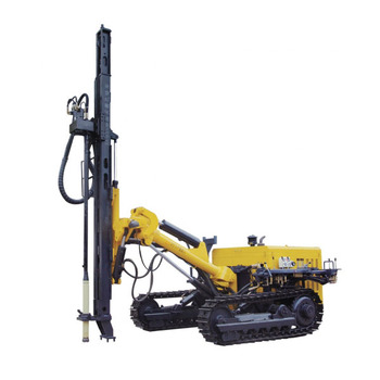 kaishan KG935 Diesel Power drilling rig/full hydraulic crawler type drilling rig for ore mining