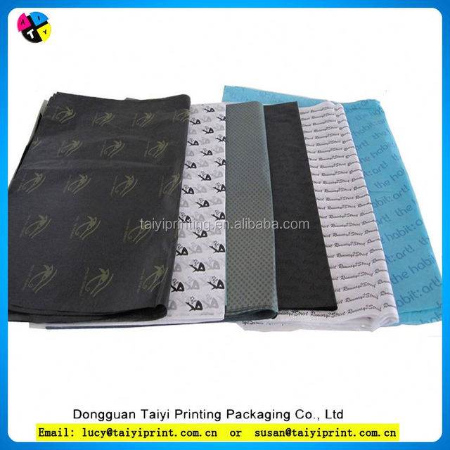 wholesale paper for wrapping chocolates wet strength tissue paper