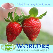 Freeze Dried Strawberry Juice Powder/Strawberry Juice Concentrate/Strawberry Powder