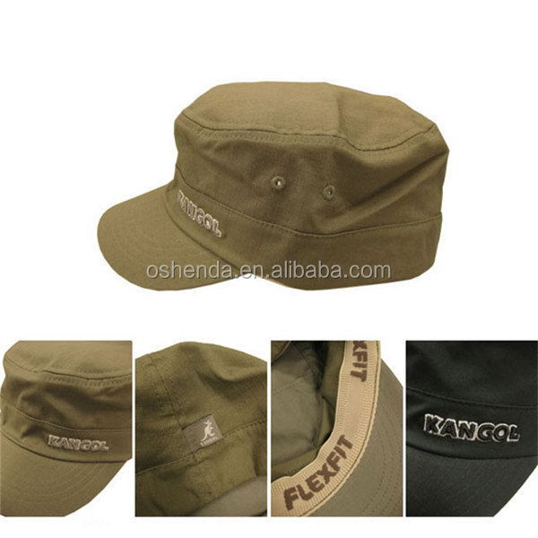 Top quality top sell army garrison cap