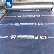 1.2mm 1.5mm 2.00mm High Flexible waterproof membrane for road