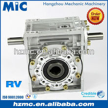 SEW Like NRV Series 90 Degree Mini Speed Reducer Gearbox with Extenssion Shaft