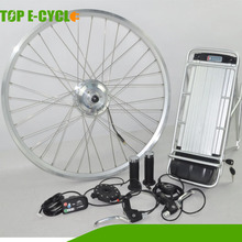 350W Lithium battery powered bicycle kit