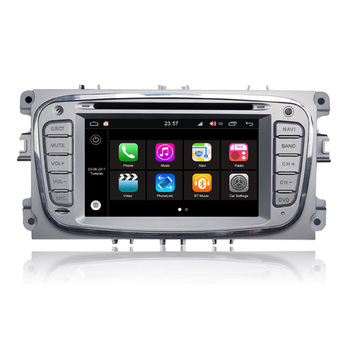 Hifimax Best Price Car Radio Bluetooth For Ford Mondeo 2009 (2007-2011) Android 7.1 Car DVD With 2G RAM 16G FLASH CANBUS