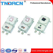 BDZ52 China High Quality Hot-Sale Outdoor Indoor Mini Explosion Proof Circuit Breaker