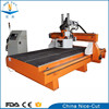 Auto mantic tool changer cnc woodworking machine for furnitures wood door kithen door