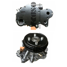 8DC9-T 8DC9 engine water pump for MITSUBISHI FUSO FV415 mixer dumper truck