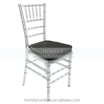 wholesale white restaurant chair outdoor plastic wedding silla tiffany chair rental for event