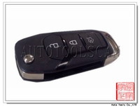 fob key remote for Ford Mondeo 433Mhz 3 button auto flip key AK018053