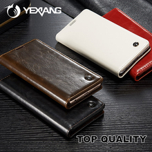 High Quality PU Leather Card Holder Case For Huawei P9 Lite Folio Flip Cover