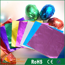Factory price colorful aluminum foil wrapping paper printing for food