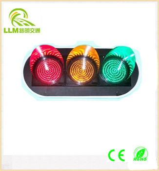 Simple Operation made in China verticle red green yellow arrow traffic signal light