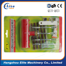 top quality tire repairing 7pcs hand changing tool kit