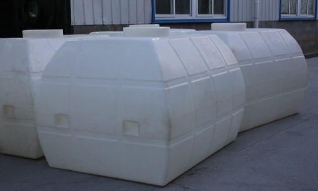 10000l Agriculture Trailer Water Tank Horizontal Bulk
