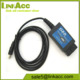LKCL174 OBD II Adapter USB to OBD Connector Diagnostic line