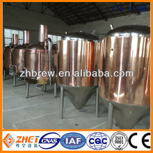 1000l tiger beer brewery/german beer breweries/root beer brewery CE OEM manufacturer