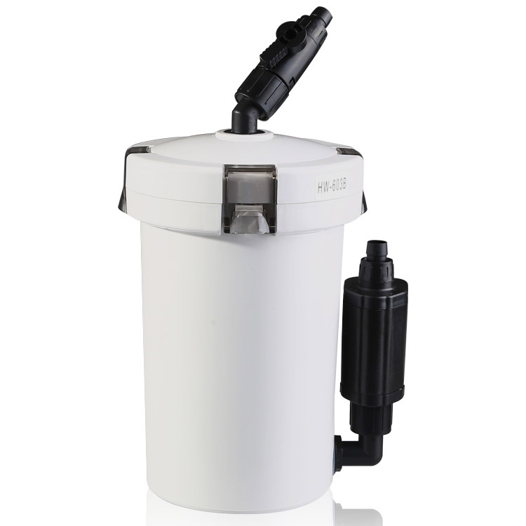 Sunsun HW-302 HW-402 Aquarium Fish Tank External Filter With UV light