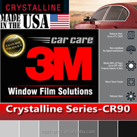 "Genuine 36""x1200"" inch CR90 Crystalline 90% VLT Housing Automotive Car Truck Tint Roll 3M Window Film"