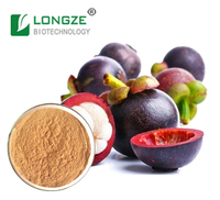 Pure and NaturalHigh-quality Herbal Extract Mangosteen Fruit Powder Extract with Polyphenols 50% UV Method